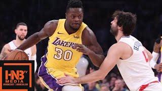 Los Angeles Lakers vs LA Clippers Full Game Highlights / Week 11 / Dec 29