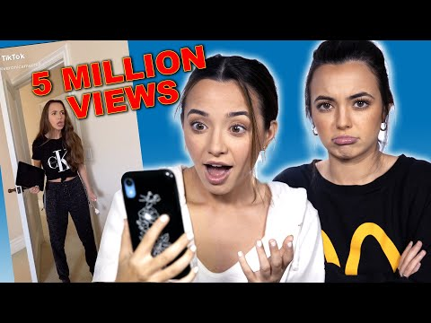 WHO CAN GO VIRAL ON TIK TOK - Merrell Twins