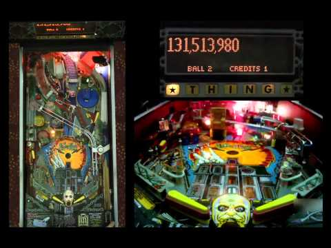 THE ADDAMS FAMILY Pinball Machine (Williams 1992) - PAPA Video Tutorial (Part 1)