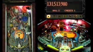 Gambar cover THE ADDAMS FAMILY Pinball Machine (Williams 1992) - PAPA Video Tutorial (Part 1)