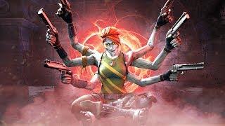Clapping Bots // Team Atlantis // Fortnite Gameplay & Tips