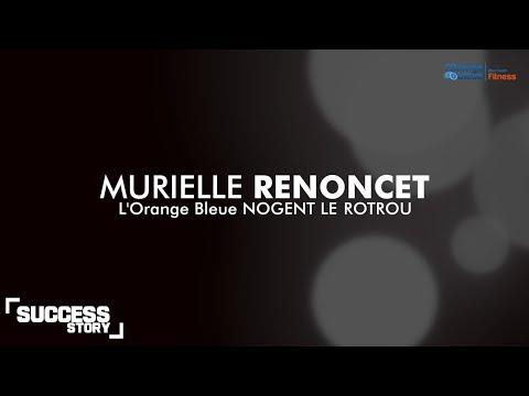 Success story #8 - Murielle Renoncet