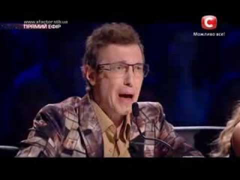 Х-фактор 4.Роман Шурин - Обсуждения судей Восьмой прямой эфир  14.12.2013