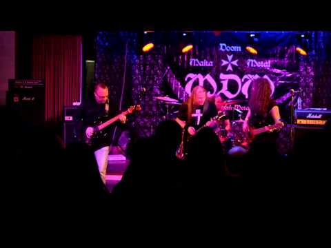 Doomshine - Live at Malta Doom Metal Festival 2013