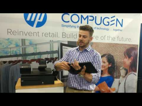 HP MX12 At Retail Council Of Canada's Store 2017