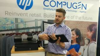 HP MX12 at Retail Council Of Canada