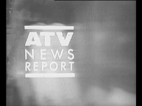 THE ATV NEWS REPORT - (ATV0 MELBOURNE) - 1964