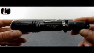 Lohenstein - Klarus XT11 Led Taschenlampe