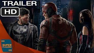 Daredevil - 2016 - Trailer Oficial #4 de la Temporada 2 Subtitulado al Español - HD