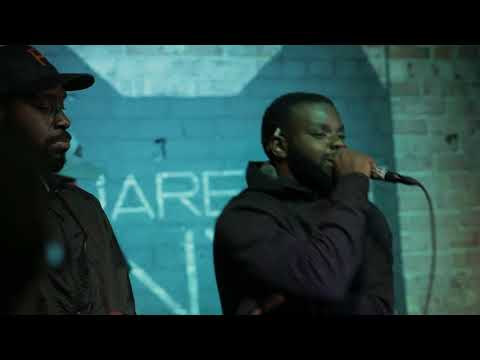 """New Wave Collective - """"The Anthem"""" - Live at Hip Hop Nite"""
