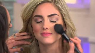 bareMinerals Deluxe Advanced Pure Radiance All-Over Face Color with Jennifer Coffey