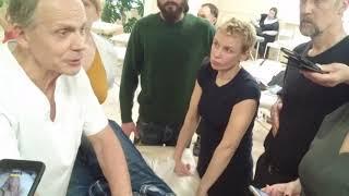Огулов А.Т. Почки, надпочечники и давление, массаж живота