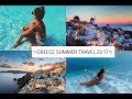 GREECE with my bestfriend//SUMMER TRAVEL 2017//