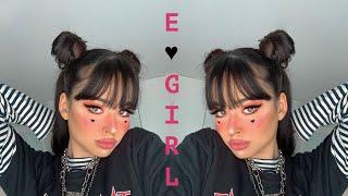 E-GIRL TRANSFORMATION!