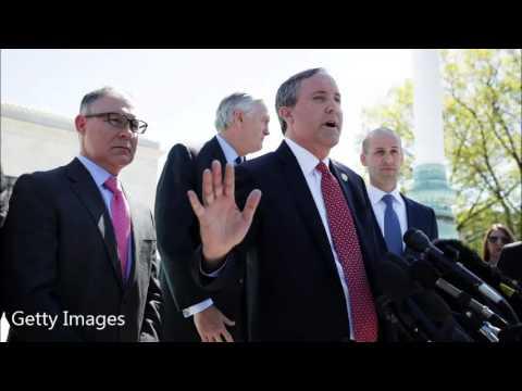 Texas Attorney General Ken Paxton Says Obama Exceeding Authority