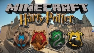 Minecraft: Harry Potter Map Download - 1.8 [Download Included]