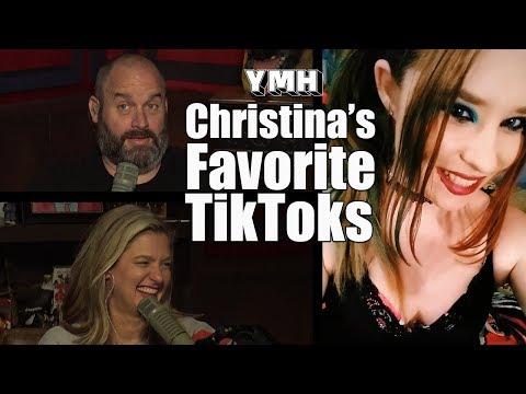 Christina P's INSANE TikTok Feed- YMH Highlight