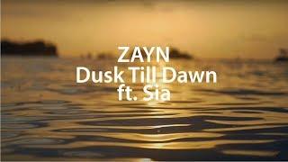 Download Mp3 ZAYN Dusk Till Dawn ft Sia перевод на русском