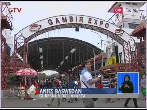 Resmi Dibuka, Ini Harga Tiket Masuk Jakarta Fair 2018 - BIS 24/05