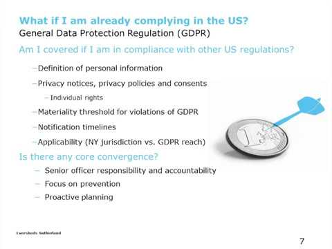 Webcast: What US Companies Urgently Need to Know about GDPR