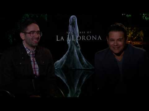 La Llorona Interview With Michael Chaves And Raymond Cruz