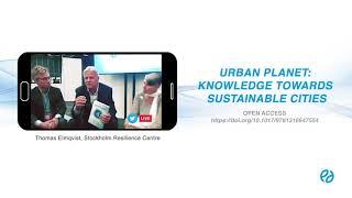 Urban Planet interview: Thomas Elmqvist
