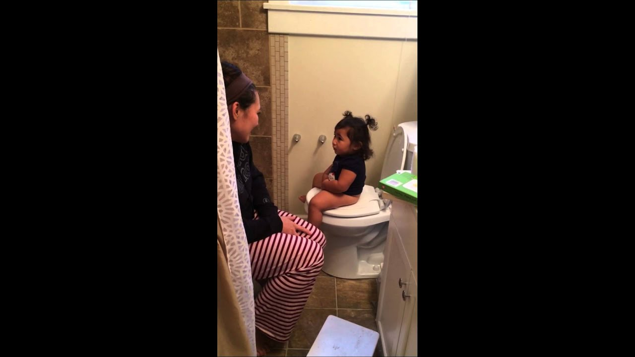 POTTY TRAINING PART 2 ¦ BED TIME ¦ - YouTube