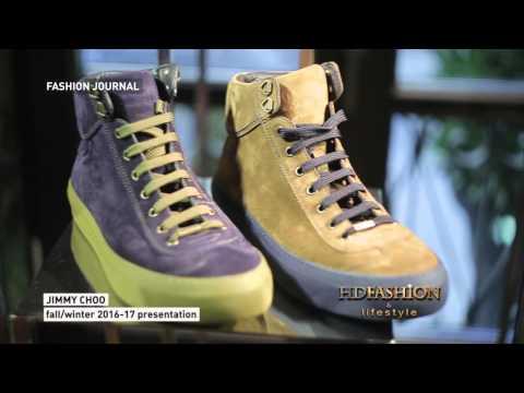 JIMMY CHOO FW'16/17 | Fashion Journal | HDFASHION