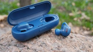Best Fitness Earbuds Ever!!! Samsung Gear IconX Review