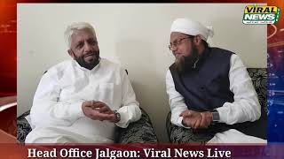 17 Feb,Breaking.Pulwama Attack Par Ex.Minister Munaf Hakim Ka Exclusive interview On Viral News Live