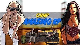 КАК ЗАРАБОТАТЬ МНОГО ДЕНЕГ НОВИЧКАМ ? - AMAZING RP - RADMIR RP (CRMP)