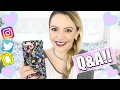 Q&A!! My Awkward First Date, Being 'Shipped, Asexuality, Schooling and Singing | Ask Kimberly