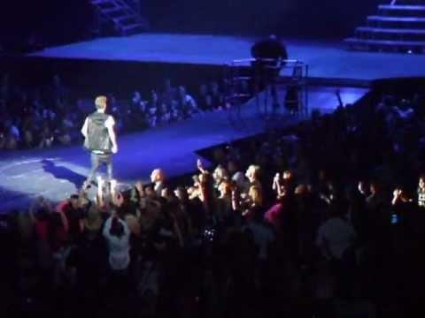 Justin Bieber Be Alright Calgary