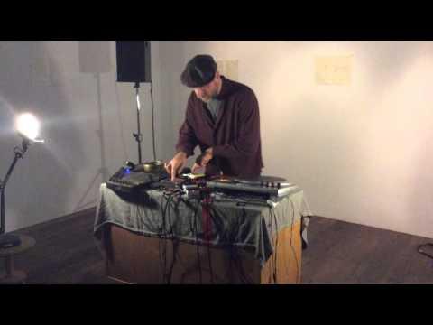 Illi Adato ElectroAcoustic Free-Improv Solo - Live @ Mengi, Reykjavik, Iceland