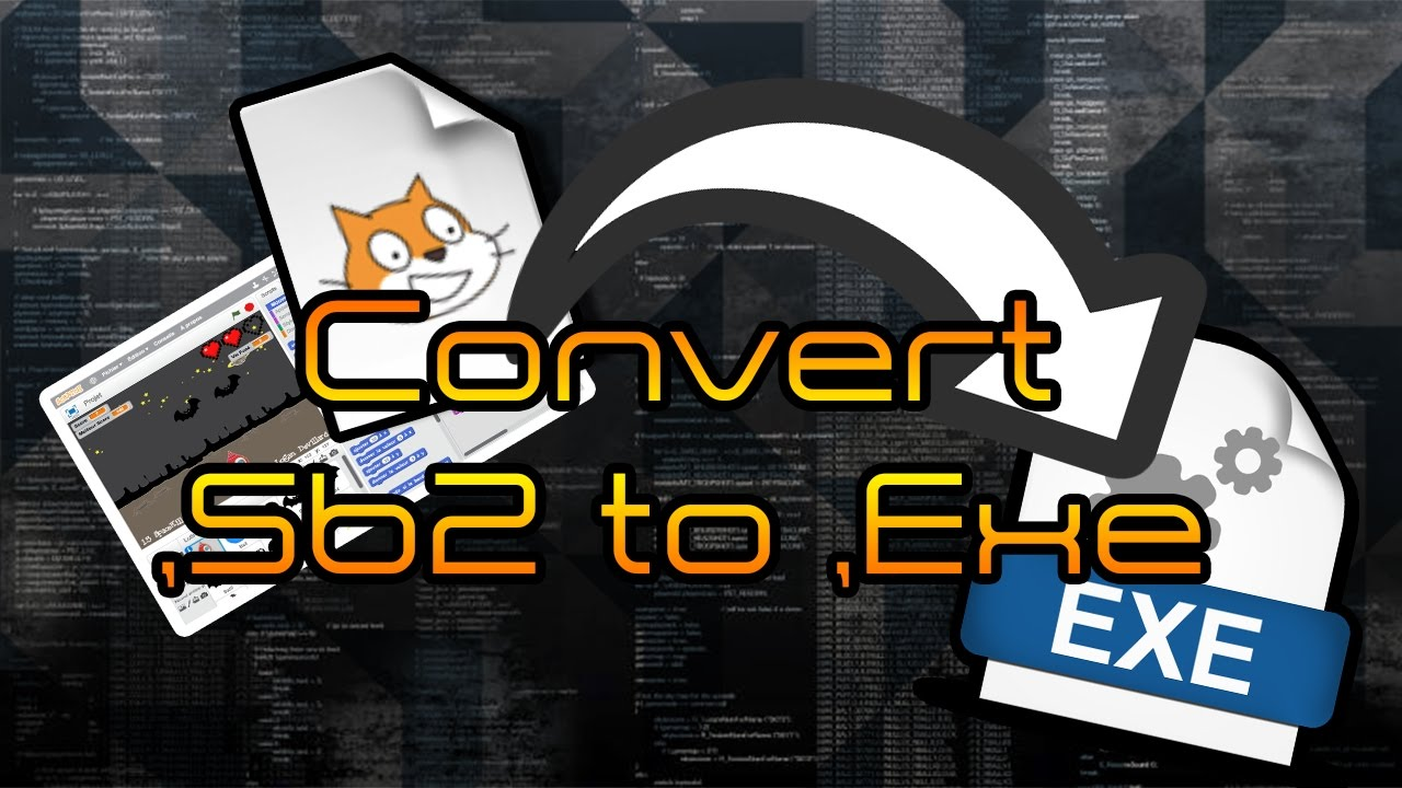 kit convertir sb2 en exe