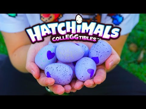 Thumbnail: Hatching Hatchimals Colleggtibles