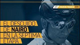 Tour de Francia: el descuido de Nairo en la séptima etapa | El Espectador