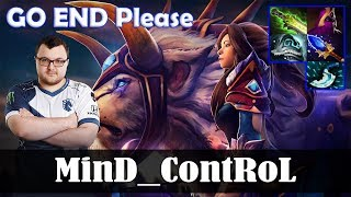 MinD_ContRoL - Mirana Offlane | GO END Please | Dota 2 Pro MMR Gameplay