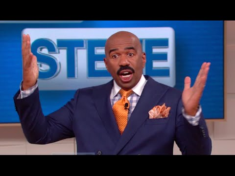 Ask steve we re going to hell for watching this steve harvey