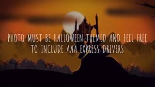 AAA Express:  Annual Halloween Photo Contest!