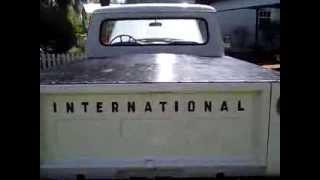 1964 International Harvester Pickup