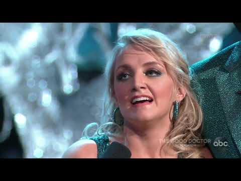 HD Evanna and Keo Dancing With The Stars Premiere  Week 1  Foxtrot