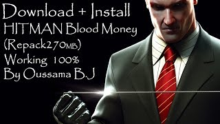 Download + Install Hitman Blood Money (Pc Torrent+Direct) Repack(270 MB)+(FIX MSVCR71.dll).