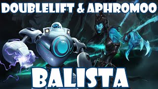 [SPOILER] BALISTA awesome play DoubleLift Kalista and Aphromoo Blitzcrank | CLG vs Impulse S5 NA LCS