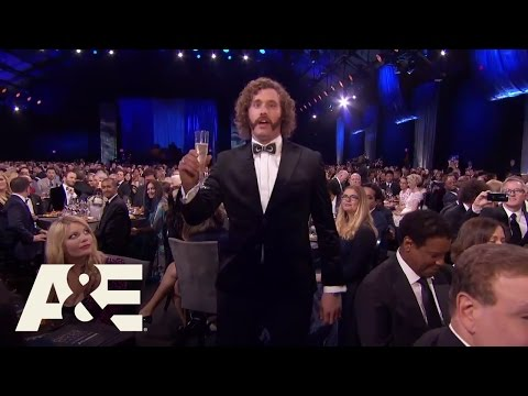 T.J. Miller Gives A Toast | 22nd Annual Critics