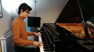 Catching Dinner - The Adventures of Robinson Crusoe (Piano Solo)