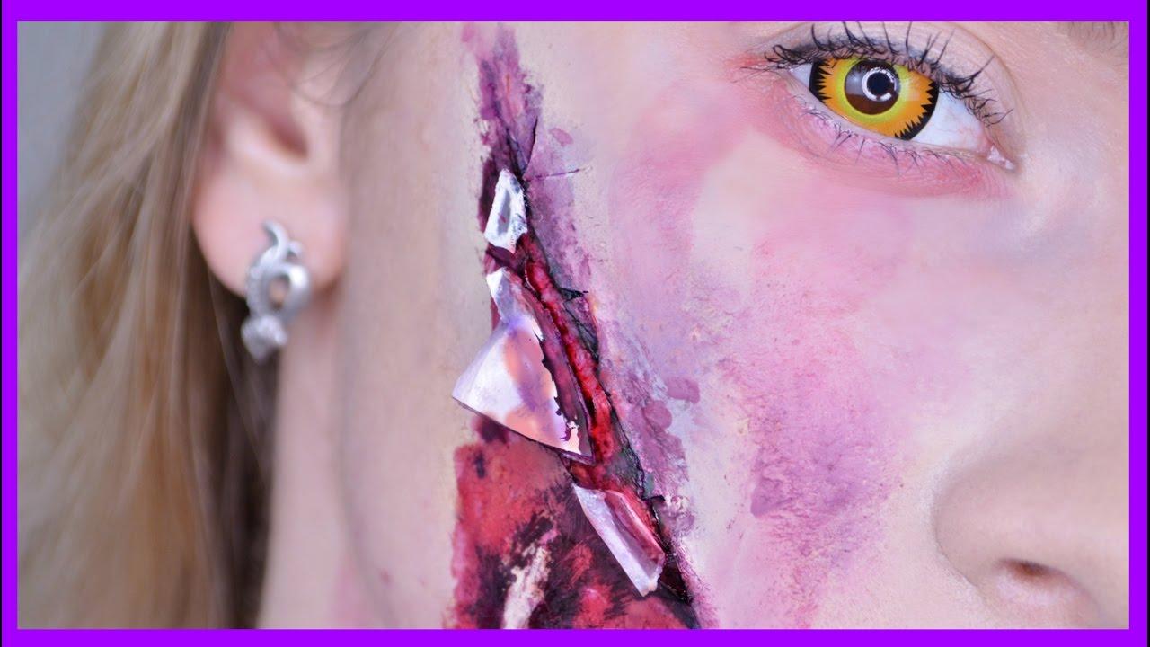 Diy halloween makeup