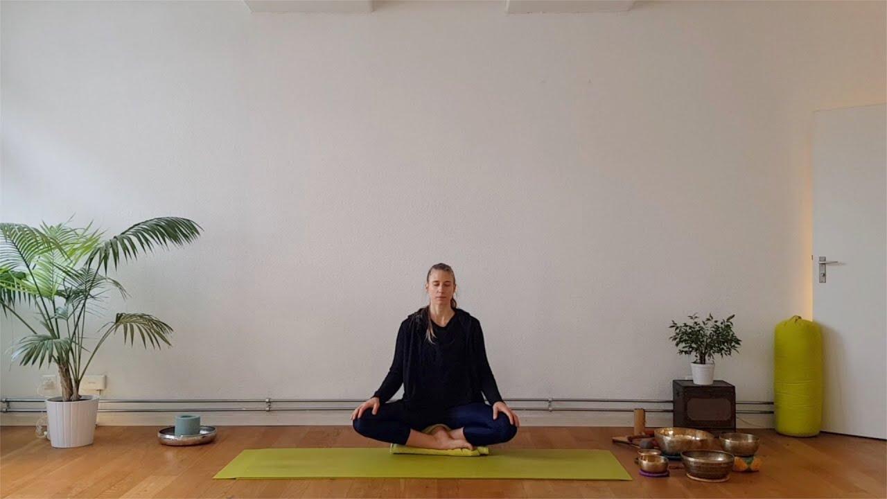 Yoga Nidra für Ruhe und Entspannung