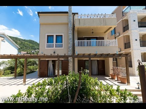 Donja Lastva Tivat 8 bedroom Villa with Pool