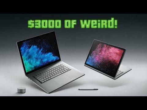 Surface Book 2 Review- A